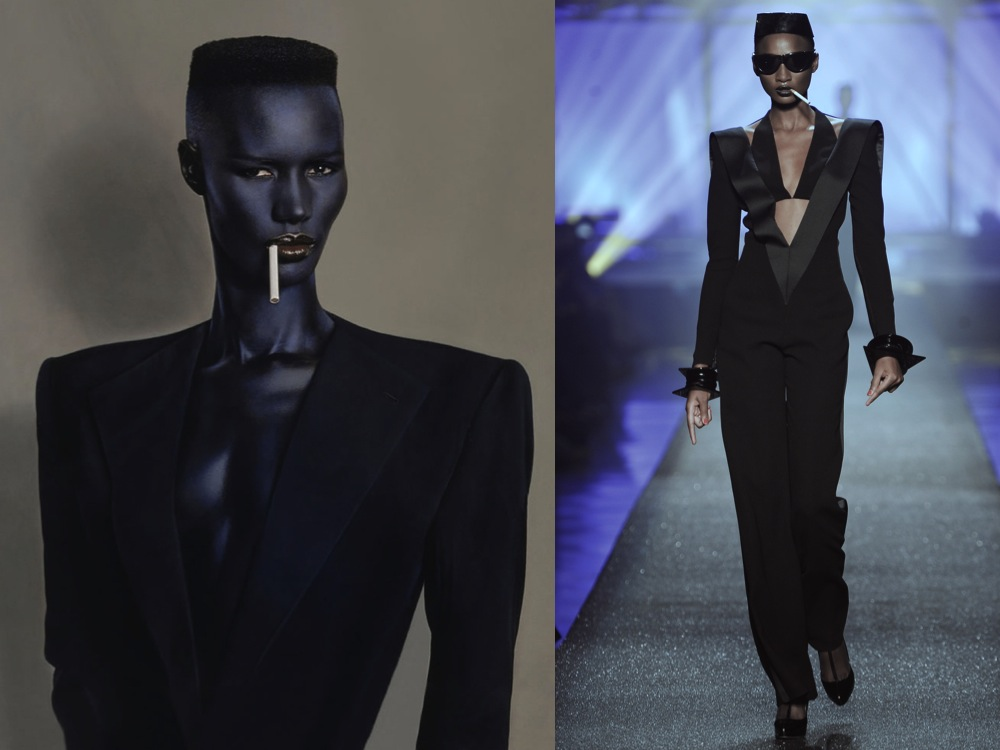 Women 39 S Month Style Inspiration The Iconic Grace Jones Urban Cusp